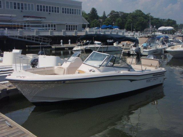 Used Grady White 225 Tournament Bowrider Boat For Sale