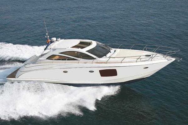 Used Astondoa 53 Express Cruiser Boat For Sale