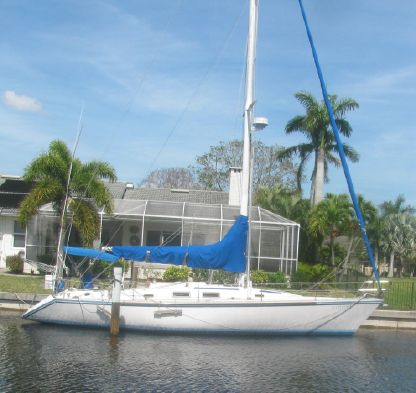 Used Morgan Nelson Marek 454 Cruiser Sailboat For Sale