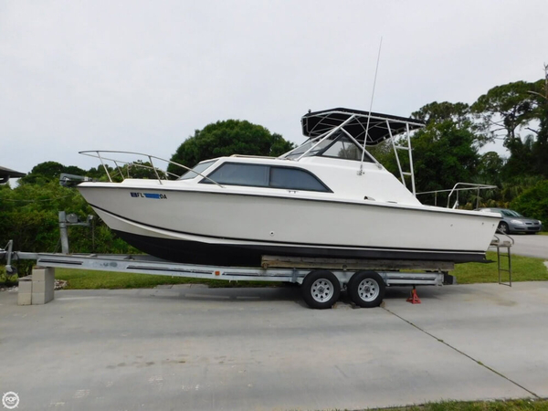 Used Allmand 25 Cruiser Boat For Sale