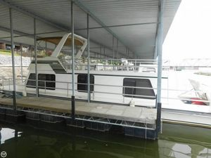 Used Gibson 42 SS House Boat For Sale