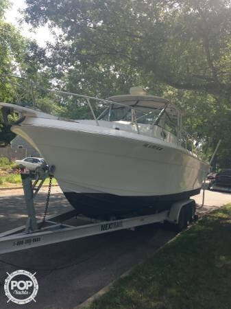 Used Pro-Line 28 Offshore Walkaround Fishing Boat For Sale