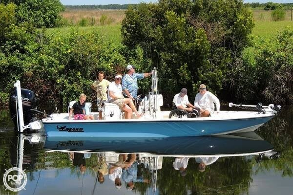 Used Mako 21 LTS Bay Boat For Sale