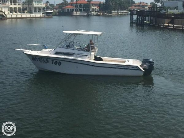 Used Grady-White 268 Islander Walkaround Fishing Boat For Sale