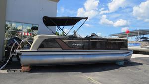New Sanpan 2500 ULC Pontoon Boat For Sale