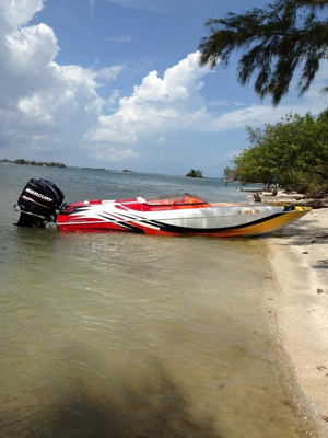 Used Eliminator 22 Daytona High Performance Boat For Sale