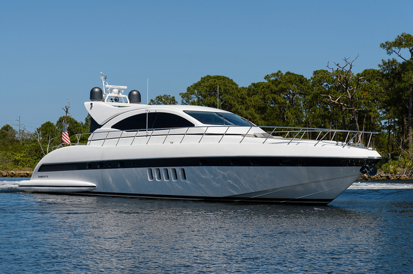 Used Overmarine - Mangusta Motor Yacht For Sale
