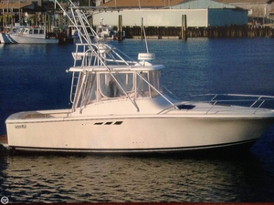 Used Luhrs 290 Open Tournament Sports Fishing Boat For Sale