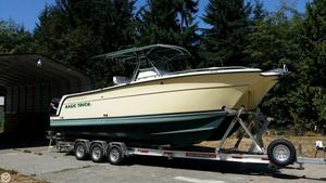 Used Glacier Bay 3065 Canyon Runner Power Catamaran Boat For Sale