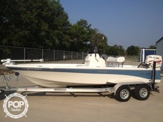 Used Nautic Star 2110 Shallow Bay Boat For Sale