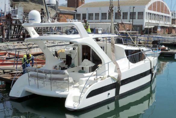 New Custom Power Catamaran Boat For Sale