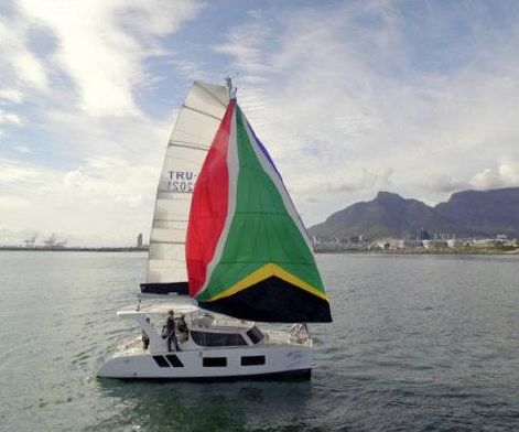 New Custom Cruising Sail Catamaran Sailboat For Sale