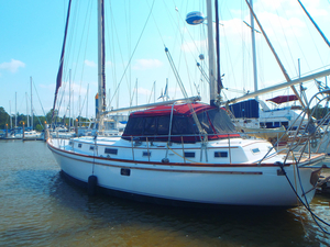 Used Olympic Adventure 47 Cruiser Sailboat For Sale