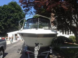 Used Penn Yan Challenger 240 Cruiser Boat For Sale