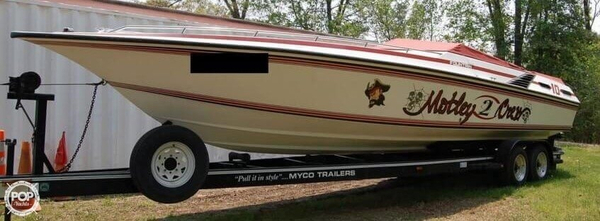 Used Fountain 33 High Performance Boat For Sale