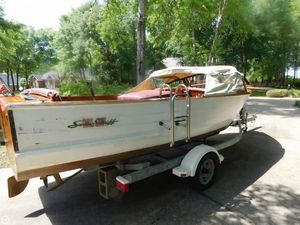 Used Chris-Craft Sea Skiff 18 Antique and Classic Boat For Sale