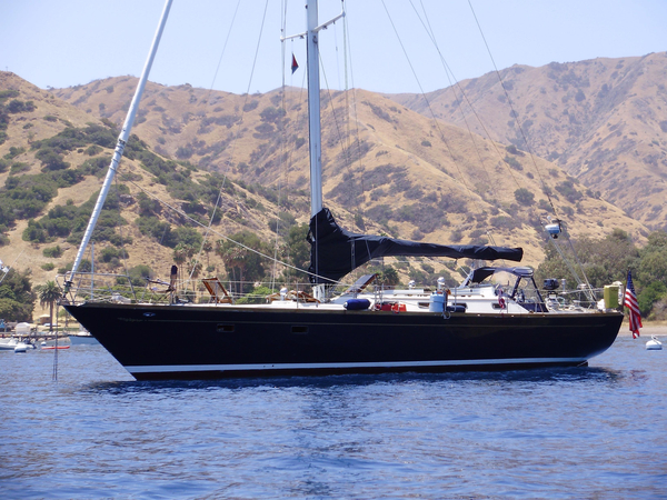 Used Cheoy Lee 48 Cruiser Sailboat For Sale