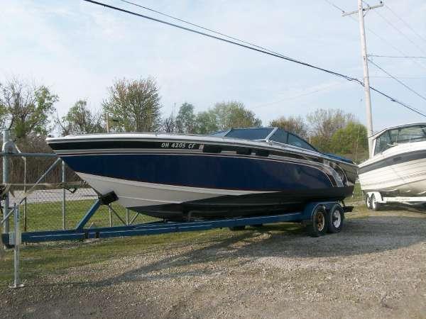 Used Formula 272 Cruiser Boat For Sale