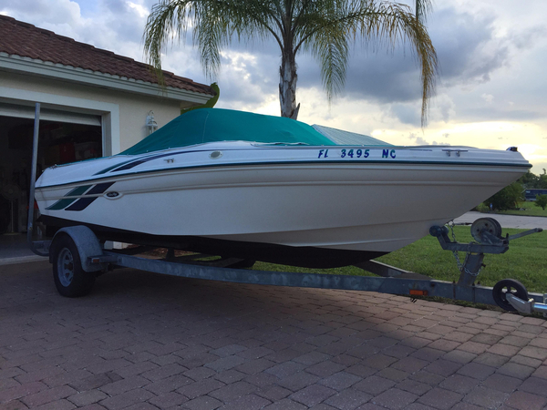 Used Sea Ray Bow Rider Bowrider Boat For Sale