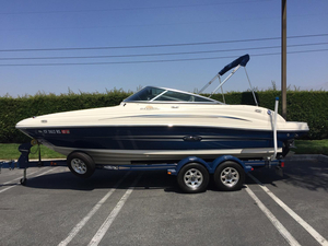 Used Sea Ray 200 Sundeck Runabout Boat For Sale