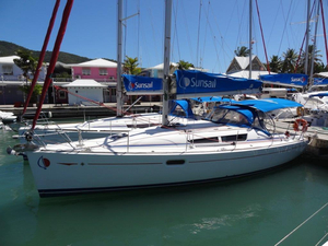 Used Jeanneau Sun Odyssey 36I Racer and Cruiser Sailboat For Sale