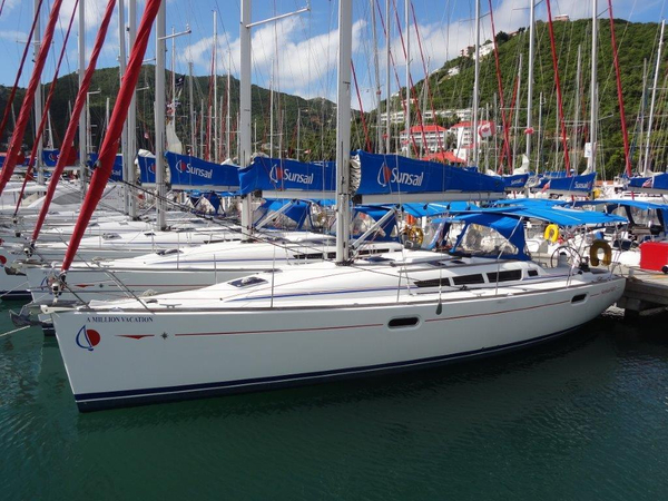 Used Jeanneau Sun Odyssey 42I Racer and Cruiser Sailboat For Sale
