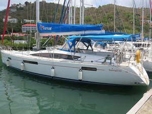 Used Jeanneau 53 Sloop Sailboat For Sale