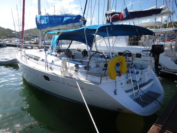 Used Jeanneau Sun Odyssey 44I Sloop Sailboat For Sale