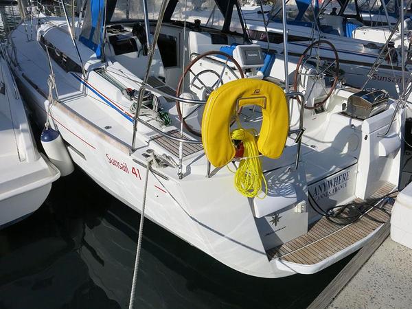 Used Jeanneau Sun Odyssey 409 Sloop Sailboat For Sale