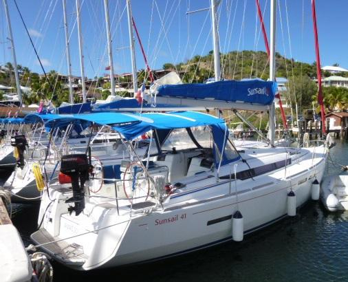 Used Jeanneau Sun Odyssey 409 Sloop Sailboat For Sale