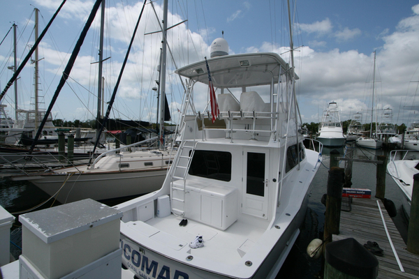 Used Hatteras Sports Fishing Boat Sports Fishing Boat For Sale