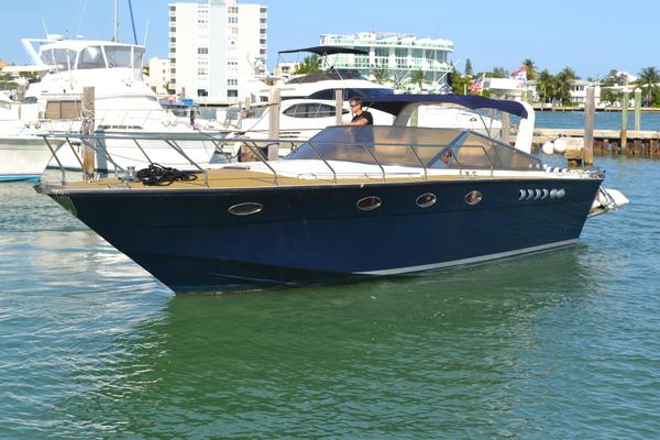 Used Baia Jeroam Sports Cruiser Boat For Sale