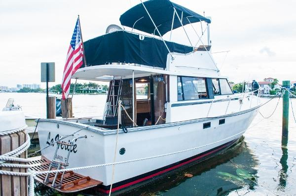 Used Mainship Trawler Boat For Sale