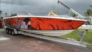 Used Mirage Sport Fishing Sports Fishing Boat For Sale