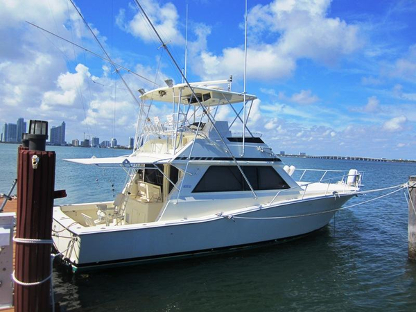 Used Viking Sportfishing Sports Fishing Boat For Sale