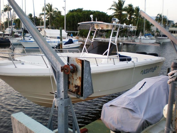 Used Proline CC Center Console Fishing Boat For Sale