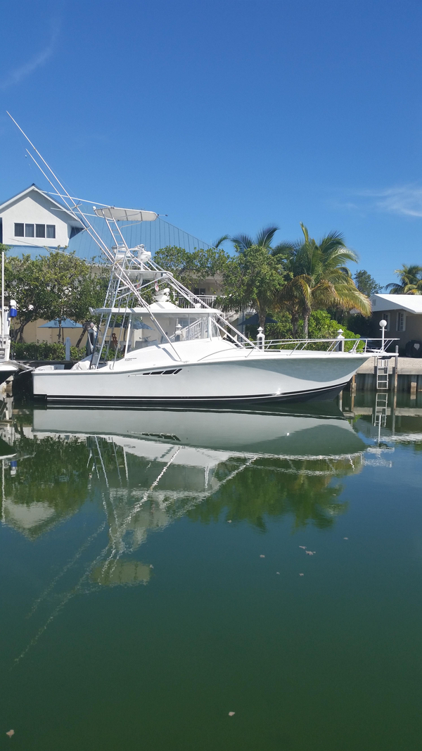 Used Luhrs Tournament Express Sports Fishing Boat For Sale