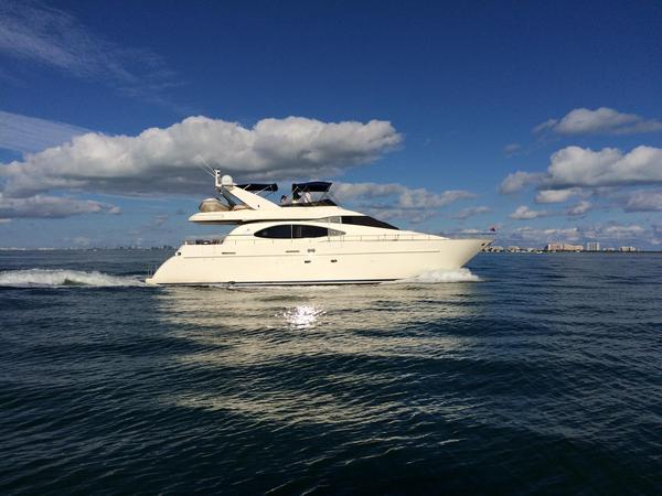 Used Azimut Sea Jet Mega Yacht For Sale