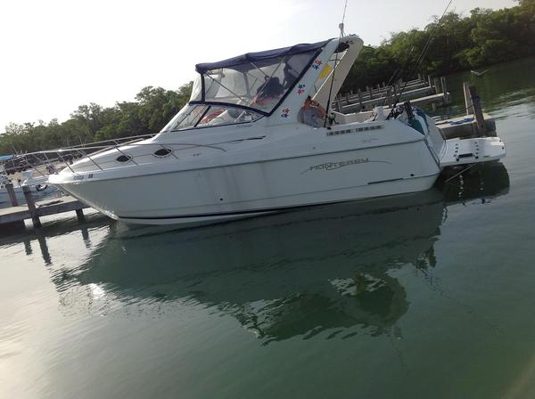 Used Monterey 296 Express Cruiser Boat For Sale