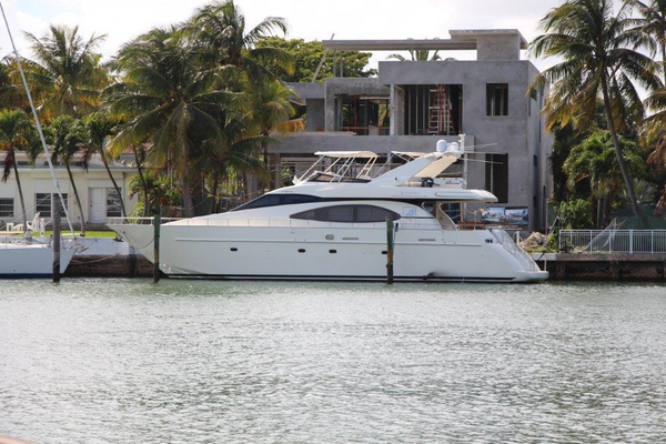 Used Azimut Seajet Motor Yacht For Sale