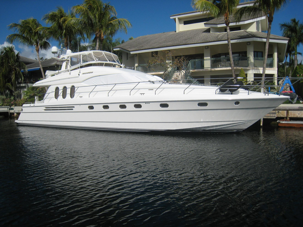 Used Viking Yachts Sports Cruiser Boat For Sale