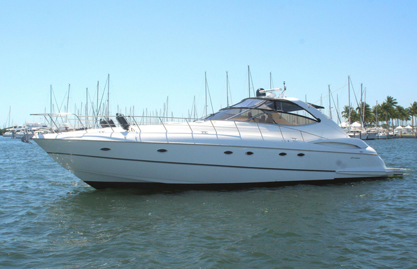 Used Cruisers Yachts 5370 Express Cruiser Boat For Sale