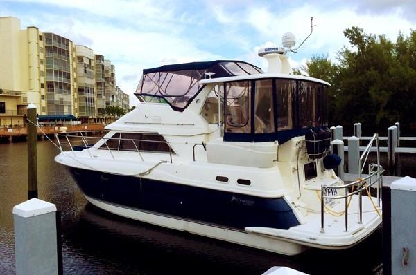 Used Cruisers Yachts 375 MY Cruiser Boat For Sale