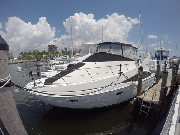 Used Carver Mariner 36 Center Console Fishing Boat For Sale