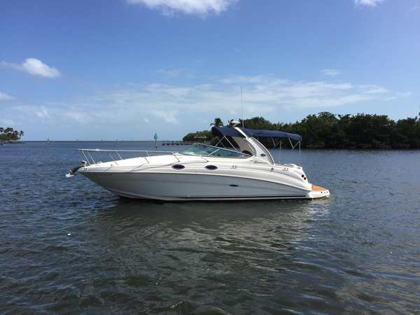 Used Sea Ray Sundancer Aft Cabin Boat For Sale