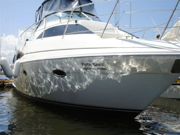 Used Carver 360 Sport Sedan Sports Cruiser Boat For Sale
