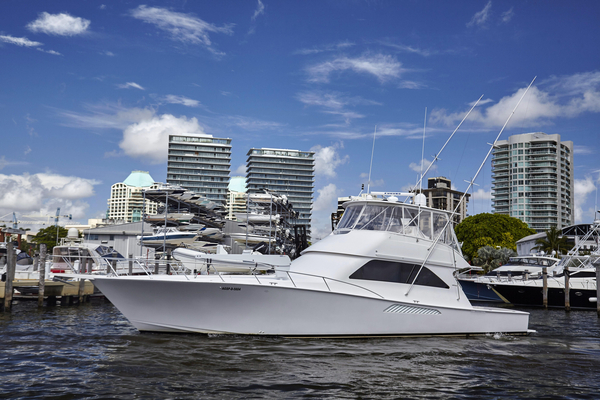 Used Viking Yachts Sports Fishing Boat Sports Fishing Boat For Sale