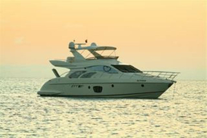 Used Azimut Convertible Fishing Boat For Sale