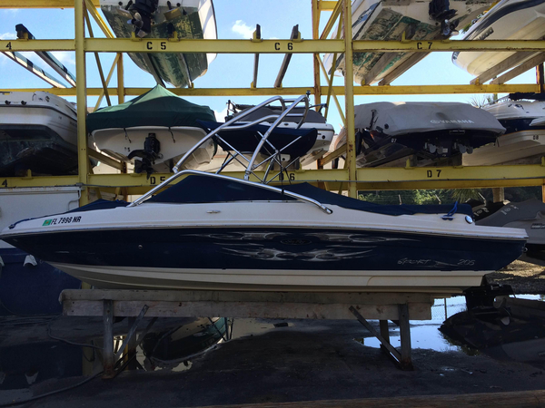 Used Sea Ray Sport Cruiser Boat For Sale