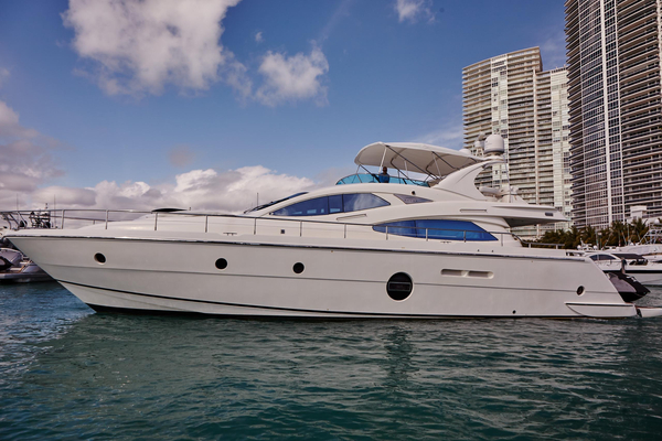 Used Aicon Motor Yacht For Sale